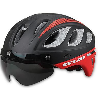 Unisex cyklistická přilba n / a větrací otvory cyklistika cyklistika / horská cyklistika / silniční cyklistika / rekreační cykloturistika
