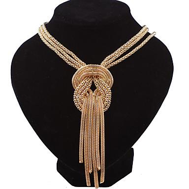 Dámské Límeček Slitina Módní Euramerican Šperky Pro Svatební Párty Zvláštní příležitosti Narozeniny Zásnuby Denní Ležérní