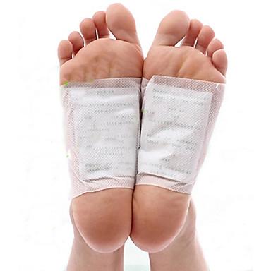 Hluboké číštění Zeštíhlující Péče o oděvy Očista Další Samolepící foot Pads Samolepící Other Papír vysoké kvality Není k dispozici