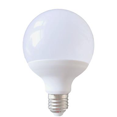 EXUP® 12W 1250lm E27 LED-globepærer G95 24 LED perler SMD 2835 Lysstyring Varm hvit Kjølig hvit 220-240V