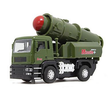 Brinquedos Modelo de Automóvel Veículo Militar Brinquedos Música e luz Outros Liga de Metal Peças Unisexo Dom
