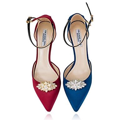 acento decorativo de liga com diamante para sapatos