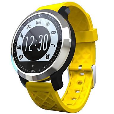 Inteligentní hodinky F69 for iOS / Android Monitor pulsu / Voděodolné / Spálené kalorie Sledování aktivity / Měřič spánku / Budík / Krokoměry / Dlouhá životnost na nabití / Čidlo gravitace