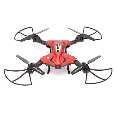 RC Drone TKKJ TK110WH 4CH 6 Eixos 2.4G Com Câmera HD Quadcópero com CR FPV Retorno Com 1 Botão Modo Espelho Inteligente Vôo Invertido