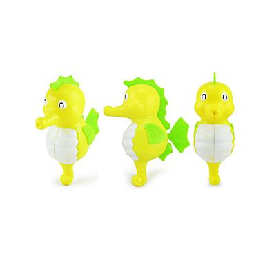 Brinquedos de Corda Brinquedos Cavalo Animal Brinquedos Plásticos Desenho Peças Crianças Unisexo Bebê Dom