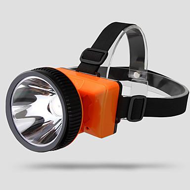YAGE YG-5592E Lanternas de Cabeça LED lm 2 Modo LED Recarregável Regulável Emergência Tamanho Compacto Campismo / Escursão /