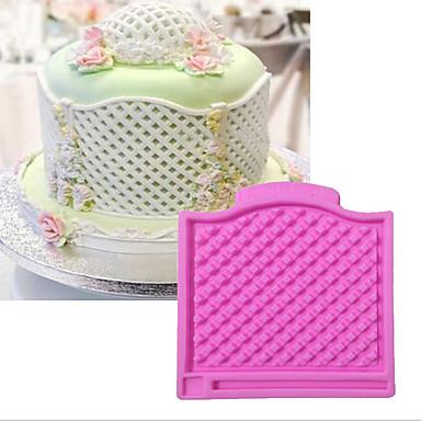 Spitze Blume Kuchen Cupcake Silikon Heimwerken Geburtstag Urlaub Valentinstag