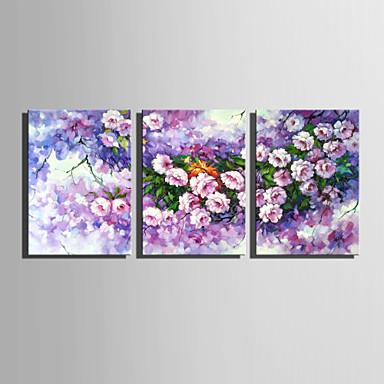 Canvastaulu 3 paneeli Kangas Pysty Painettu Wall Decor Kodinsisustus