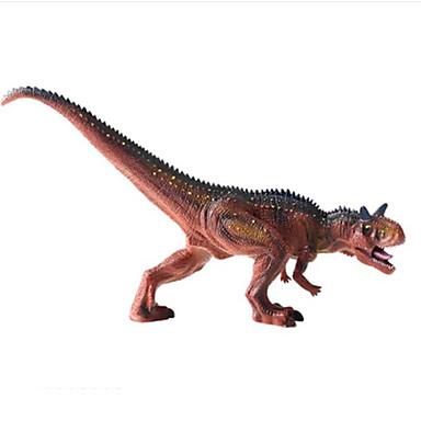 Dragões & Dinossauros Figuras de dinossauro tiranossauro Dinossauro jurássico Triceratops Tiranossauro Rex Plástico Para Meninos Crianças