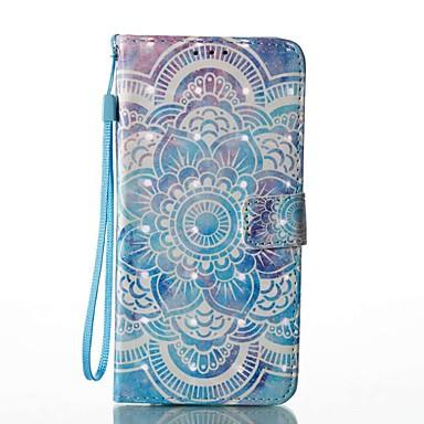 Capinha Para Samsung Galaxy S8 Plus / S8 Carteira / Porta-Cartão / Com Suporte Capa Proteção Completa Rígida para S8 Plus / S8 / S7 edge