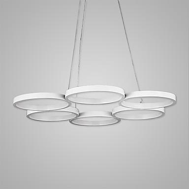 Luzes Pingente Luz Ambiente - Fosco Multi-Tonalidades Iluminação Design especial Venda imperdível Flor, Rústico / Campestre, 110-120V
