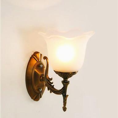 AC 220-240 5 E26/E27 Modern/Zeitgemäß Verzinkt Eigenschaft for LED Ministil Birne inklusive,Ambientelicht LED Wandleuchten Wandleuchte