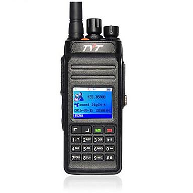 TYT MD-398 워키 토키 핸드헬드 LCD FM 라디오 1000 2800.0 워키 토키 양방향 라디오