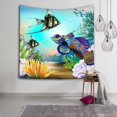 Wand-Dekor 100% Polyester Mediterran Wandkunst,1