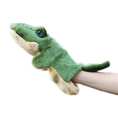 Bonecas Brinquedos Crocodilo Tecido Felpudo Bebê Peças