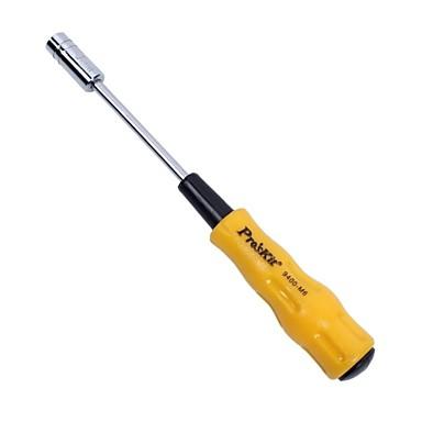 Baogong starter 6.0 * 70mm žlutá černá měkká rukojeť set šroubováku / 1