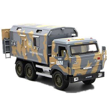 Carros de Brinquedo Carrinhos de Fricção Tanque Brinquedos Tanque Cauda Metal Peças Unisexo Dom