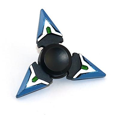Fidget Spinner Inspirovaný Overwatch Ashe Anime Cosplay Doplňky Kovový