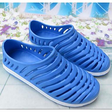 Miehet Kengät Tyll Kevät Comfort Sandaalit Käyttötarkoitus Kausaliteetti Laivaston sininen