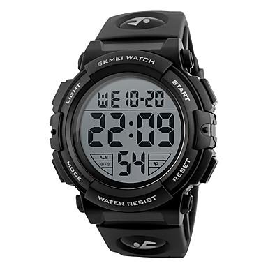 SKMEI -1258 Intelligens Watch Időzítő Vízálló Ébresztőóra Több funkciós Viselhető időzítés funkció vékony kialakítás Könnyű és kényelmes