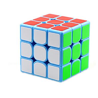 Rubik's Cube 3*3*3none Cubo Macio de Velocidade Cubos mágicos Cubo Mágico Adesivo Liso Concorrência Quadrada Dom Unisexo