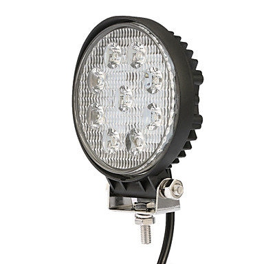 Motorcycle Light Bulbs 27W LED Working Light For universal