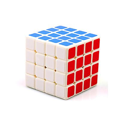 Rubikin kuutio Warrior Kosto 4*4*4 Tasainen nopeus Cube Rubikin kuutio Puzzle Cube kilpailu Lahja Unisex