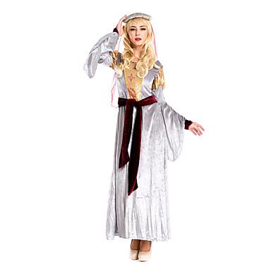 Dronning Gudinne Cosplay Cosplay Kostumer Party-kostyme Kvinnelig Halloween Karneval Festival / høytid Halloween-kostymer Vintage