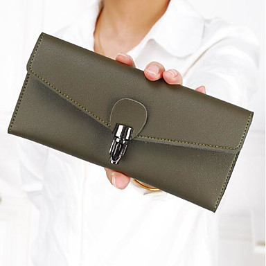 Women Bags All Seasons PU Coin Purse for Coffee Brown Army Green