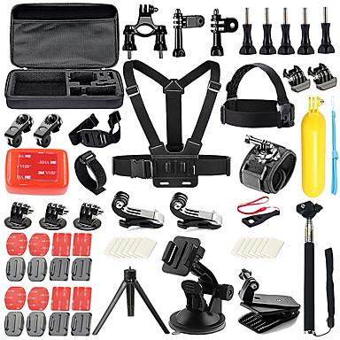 Setti / Tarvikkeet Ulkoilu / Minityyli / Kotelo varten Toimintakamera Gopro 6 / Kaikki Action Camera / Kaikki Lainelautailu / Hiihto /