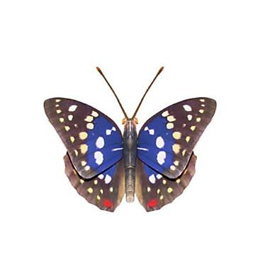 3D-puslespill Papirmodell Papirkunst Modellsett Insekt Sommerfugl GDS Klassisk Unisex Gave