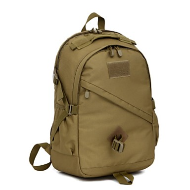 Unisex Bags Nylon Sports & Leisure Bag for Casual Climbing Camping & Hiking Outdoor All Seasons Brown Green Black Military Green khaki