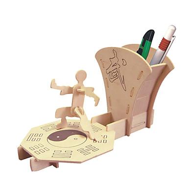 3D-puslespill Puslespill Tremodeller Modellsett Møbel GDS Tre Klassisk Barne Unisex Gave