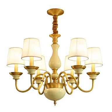 Regional Estilo Mini Designers Lustres Luz Superior Para Sala de Estar Quarto Interior 110-120V 220-240V Lâmpada Não Incluída
