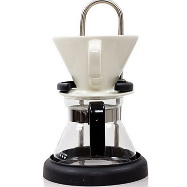 1pc Metallisk kaffekvern Manuell ,  23.3*15.3*13.8