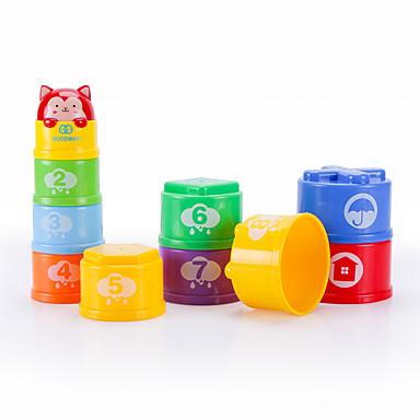 Blocos Lógicos Equilíbrio Música e luz Clássico Crianças Brinquedos Dom