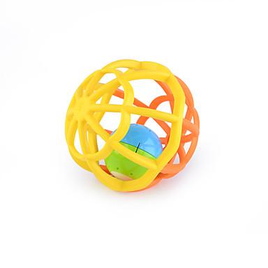 Bolas Acessório para Casa de Boneca Equipamentos Fitness de Brinquedo Música e luz Plásticos Silicone Bebê Dom