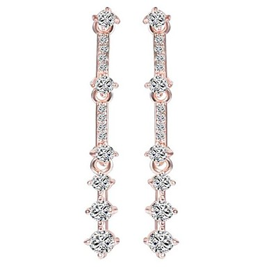 Women's Drop Earrings Jewelry Fashion Alloy Geometric Jewelry For Wedding Party/Evening Event/Party Dailywear Festival