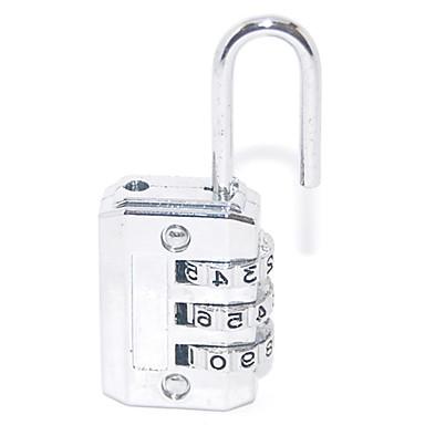 51600 Password Unlock 3 Digit Password Gym Lock Dail Lock  Password Lock