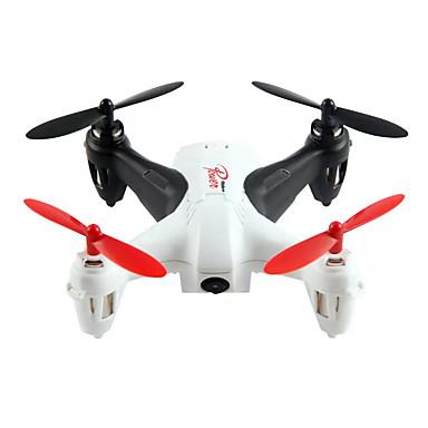 RC Drone WL Toys Q242-G Canal 4 2.4G Com Câmera HD 720P Quadcópero com CR Luzes LED Vôo Invertido 360° Com Câmera Quadcóptero RC Controle