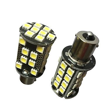 2pcs 1156 Auto Leuchtbirnen 20W SMD 5050 1880lm LED Rücklicht