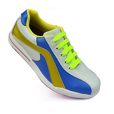 Sapatos para Golf Crianças Para Meninos Golf Almofadado Non-Slip Confortável Esportes Esportes Espetáculo Praticar Esportes Relaxantes