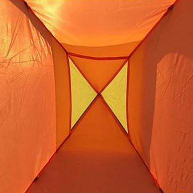 3-4 Personen Zelt Einzeln Camping Zelt Automatisches Zelt UV-resistant Regendicht Klappbar Zelt 1000-1500 mm für Camping & Wandern CM