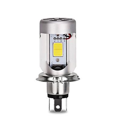 H4 Motorcycle Light Bulbs 2000W W COB 2000lm lm LED Headlamp