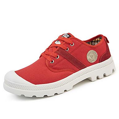 Mulheres Sapatos Couro Ecológico Primavera Outono Conforto Solados com Luzes Tênis Caminhada Sem Salto Ponta Redonda Cadarço para Atlético