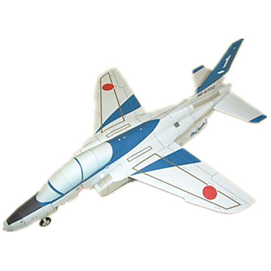 Quebra-Cabeças 3D / Maquetes de Papel / Brinquedos de Montar Aeronave Faça Você Mesmo Cartão de Papel Duro Clássico Crianças Unisexo / Para Meninos Dom