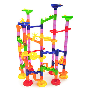 Maze Marble Track Set Marble Run Educational Toy Building Toy Toy 3D Plastics Kid's Gift 1pcs