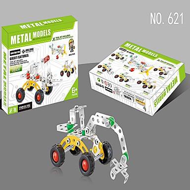 voordelige 3D-puzzels-Speelgoedauto's Educatief speelgoed Automatisch verenigbaar Legoing Plezier Klassiek Speeltjes Geschenk