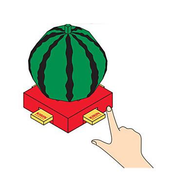 voordelige 3D-puzzels-3D-puzzels Bouwplaat Modelbouwsets Fruit Fuchsia DHZ Klassiek Kinderen Unisex Speeltjes Geschenk