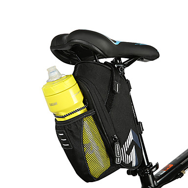 abordables Sacoches de Vélo-2.5 L Sacoche de Selle de Vélo Multifonctionnel Sac de Vélo Polyester Sac de Cyclisme Sacoche de Vélo Cyclisme / Vélo
